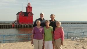 Holland Light House Family