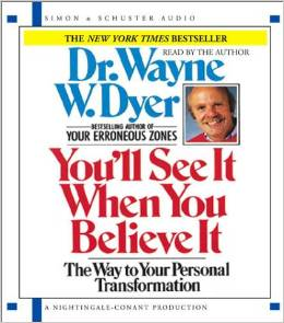 Dyer - You'll See It When You Believe It - Audio