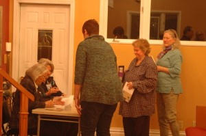 Book Signing UNITY